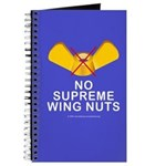 No Sup wing nuts Journal