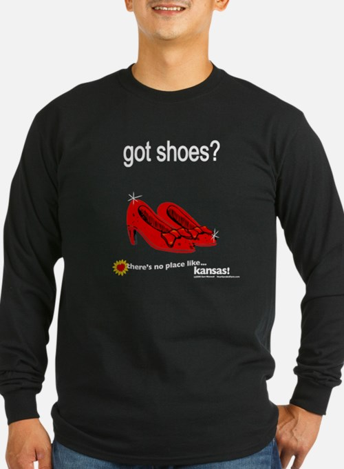 Got Shoes? (Wizard Of OZ) T