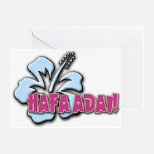 Hafa Adai! Greeting Card