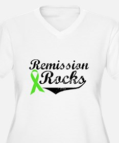 Lymphoma Remission Rocks T-Shirt