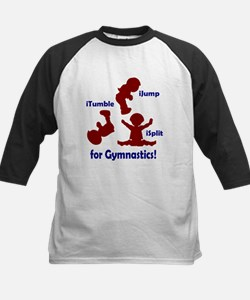 Unique Boys gymnastics Tee