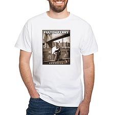 Fulton Ferry Kiss Shirt