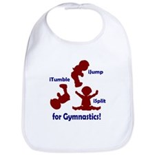 Boys gymnastics Bib