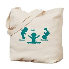 Gymnastics kids Tote Bag