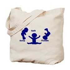Unique Gymnastics kids Tote Bag