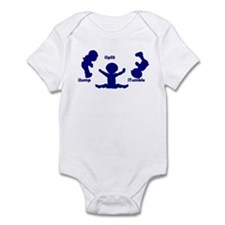 Cool Gymnastics wear Infant Bodysuit