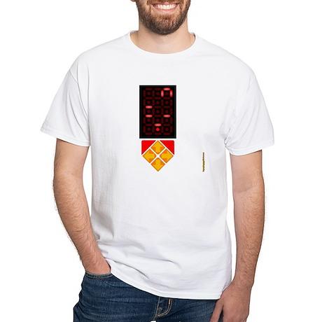 Game 01 White T-Shirt