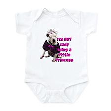 """Princess"" Infant Creeper"