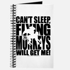 Can't Sleep, Flying Monkeys... Journal