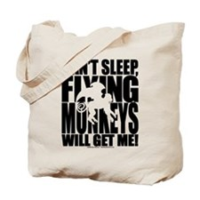 Can't Sleep, Flying Monkeys... Tote Bag