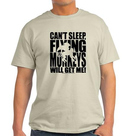 Can't Sleep, Flying Monkeys... Light T-Shirt