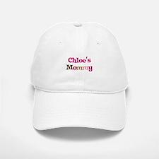 Chloe's Mommy Baseball Baseball Cap