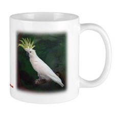 Unique Cockatoo Mug