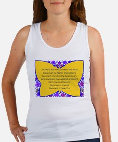 full butterfly Women's Tank Top