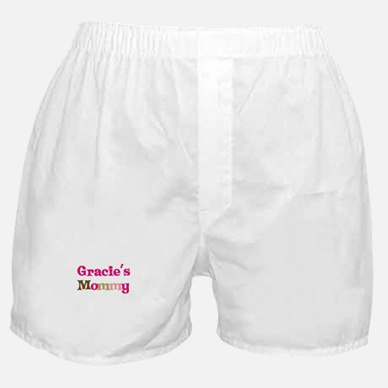 Gracie's Mommy Boxer Shorts