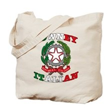 Downey Italian Tote Bag