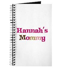 Hannah's Mommy Journal