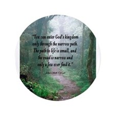 "The Narrow Path 3.5"" Button (100 pack)"