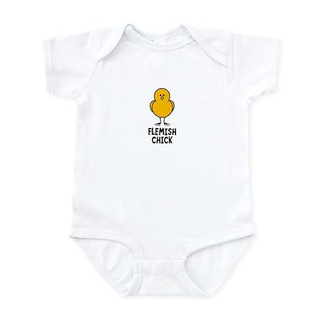 Flemish Infant Bodysuit