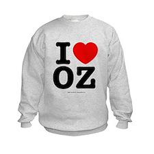 I Love OZ! Sweatshirt