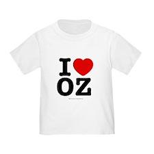 I Love OZ! T