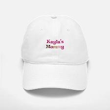 Kayla's Mommy Baseball Baseball Cap