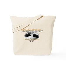 Musk Ox U Tote Bag