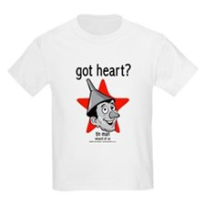 Got Heart? (Tin Man) T-Shirt