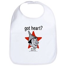 Got Heart? (Tin Man) Bib