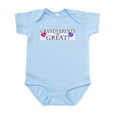 Grandparents Infant Creeper