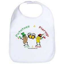 Irish & Polish Bib