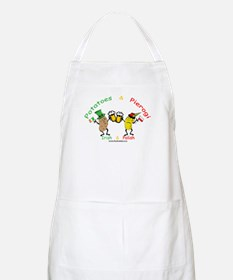 Irish & Polish BBQ Apron