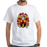 Garton Family Crest White T-Shirt
