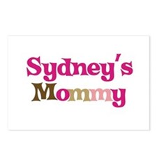 Sydney's Mommy Postcards (Package of 8)