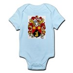 Garton Family Crest Infant Creeper