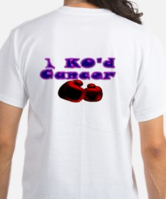 Knock Out Cancer Now Shirt