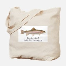 Somewere over the Rainbow Tote Bag