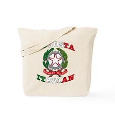 Augusta Italian Tote Bag