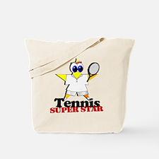 Tennis Star Tote Bag