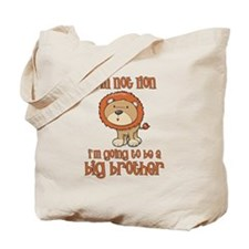 big brother t-shirts lion Tote Bag