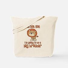 big brother t-shirts lion Tote Bag