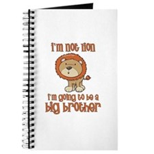 big brother t-shirts lion Journal
