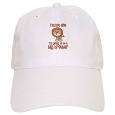 big brother t-shirts lion Baseball Cap