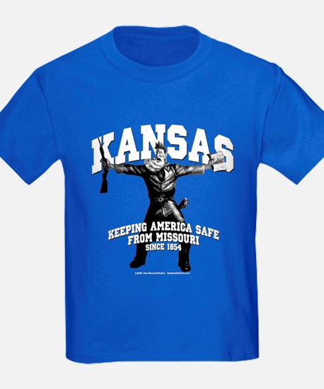Kansas - Keeping America Safe... T