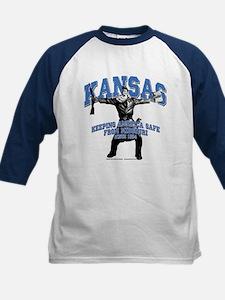 Kansas - Keeping America Safe... Tee
