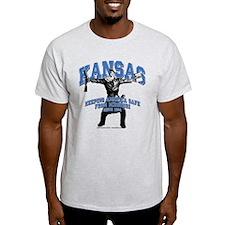 Kansas - Keeping America Safe... T-Shirt