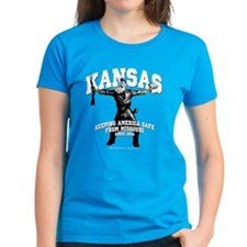 Kansas - Keeping America Safe... Tee