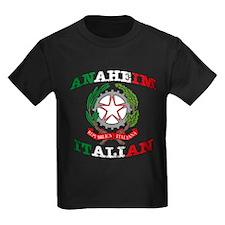 Anaheim Italian T
