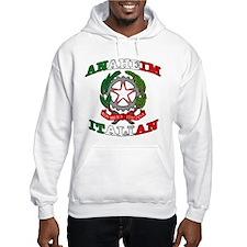 Anaheim Italian Hoodie