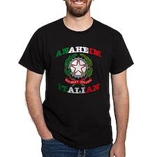 Anaheim Italian T-Shirt